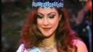 Miss World 1996 - Crowning Moment