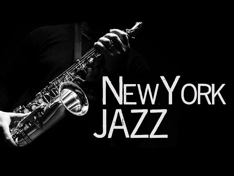 New York Jazz • Jazz Saxophone Instrumental Music • Jazz Standards