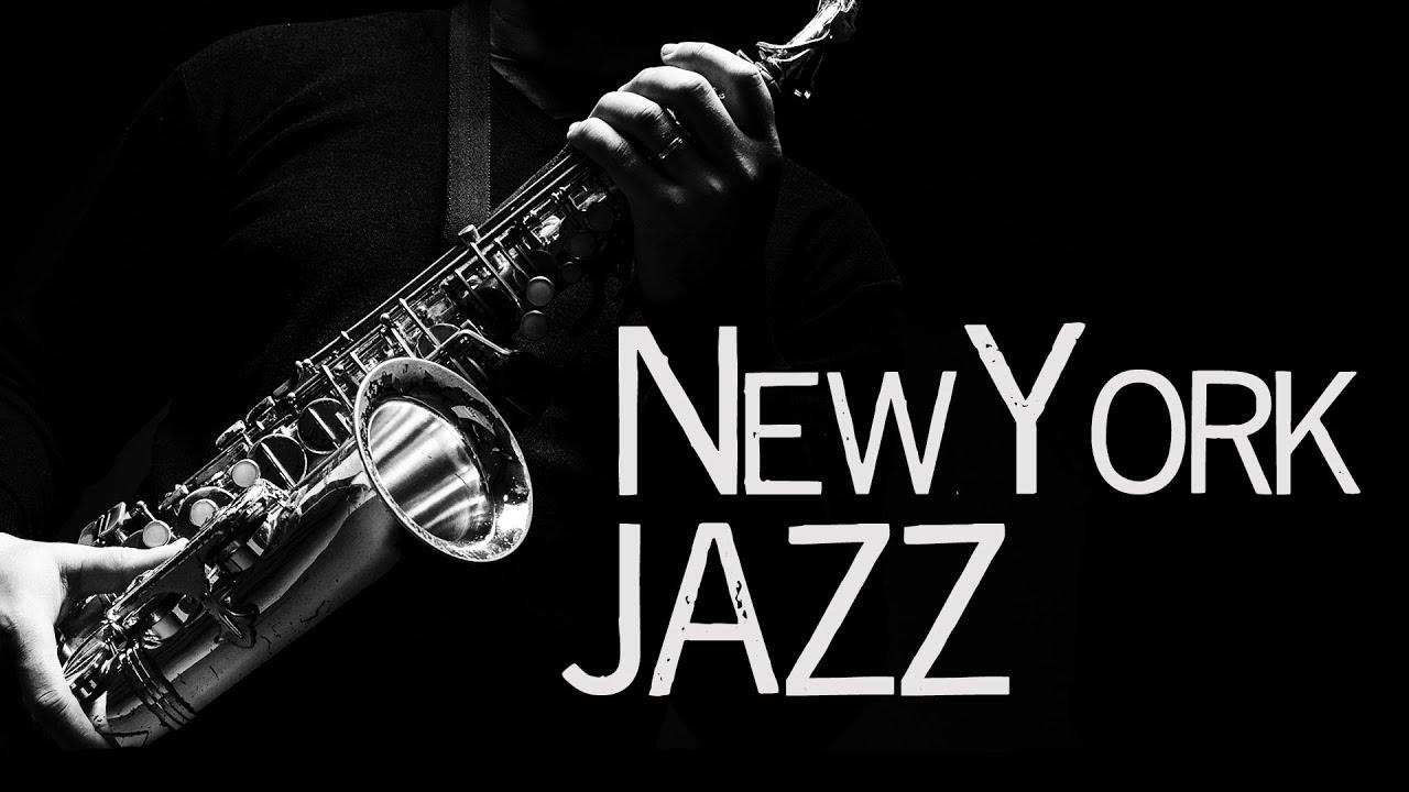 New York Jazz Jazz Saxophone Instrumental Music Jazz Standards Youtube