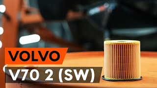 Wie Bremssattel Reparatursatz V70 II (SW) wechseln - Schritt-für-Schritt Videoanleitung
