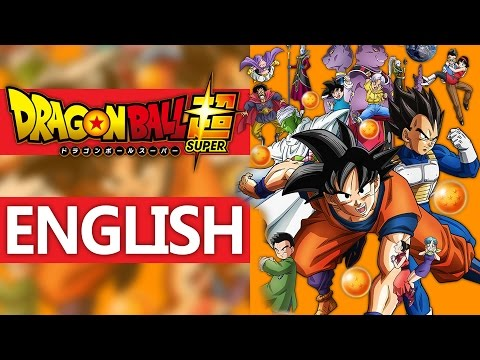 """Dragon Ball Super Opening - """"Chozetsu Dynamic!"""" - English Cover - Song by ☆melifiry☆"""