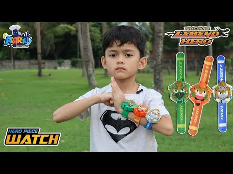 Legend Hero || Hero Piece Watch