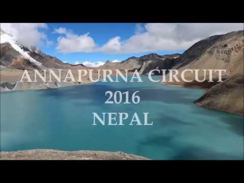 Annapurna Circuit 2016 Nepal