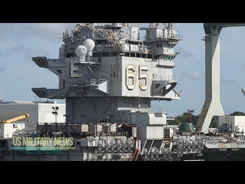 Why USS Enterprise Is The Best US Navy Ship Ever
