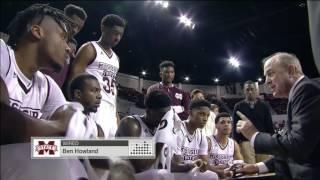 Alabama vs Mississippi State Basketball Highlights 1-3-17