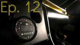 innovate mtx digital oil temperature pressure gauge kit 1jz sc300 ep 012