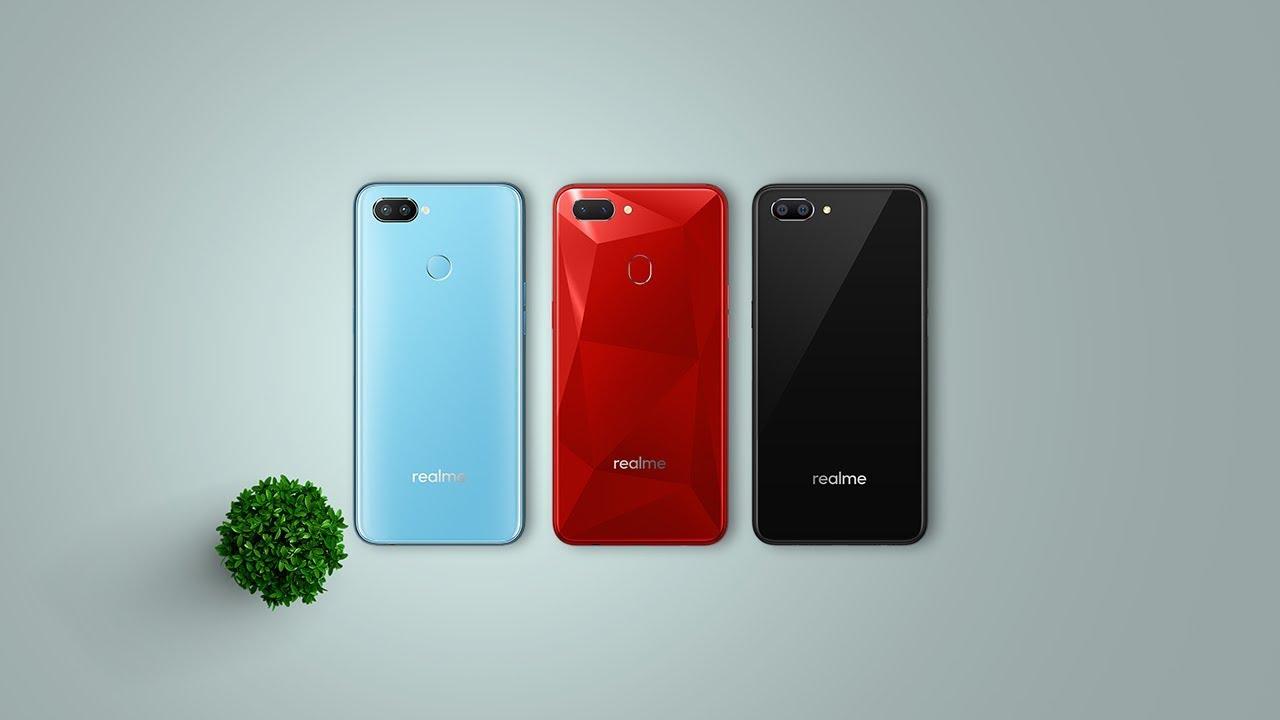 Oppo Realme 2 Pro Vs Realme 2 Vs Realme C1 Siap Gebrak Pasar