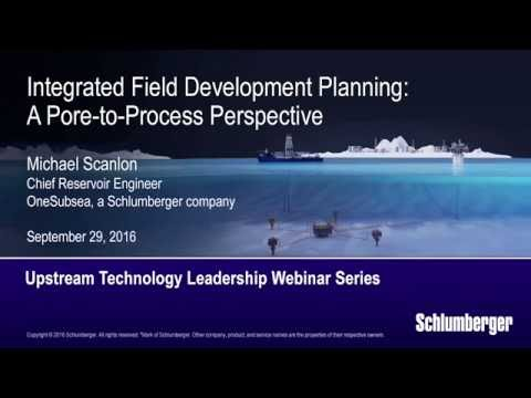 Integrated Field Development Planning: A Pore-to-Process Perspective