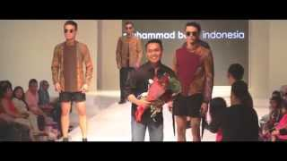 [FULL] Semarang Fashion Festival 2015 - Muhammad Bayu Indonesia BATIK