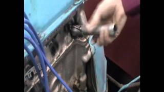 Определение компрессии в цилиндрах двигателя