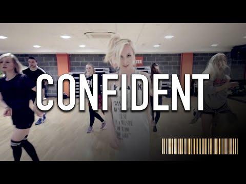 CONFIDENT - Demi Lovato Dance ROUTINE Video | Brendon Hansford Choreography