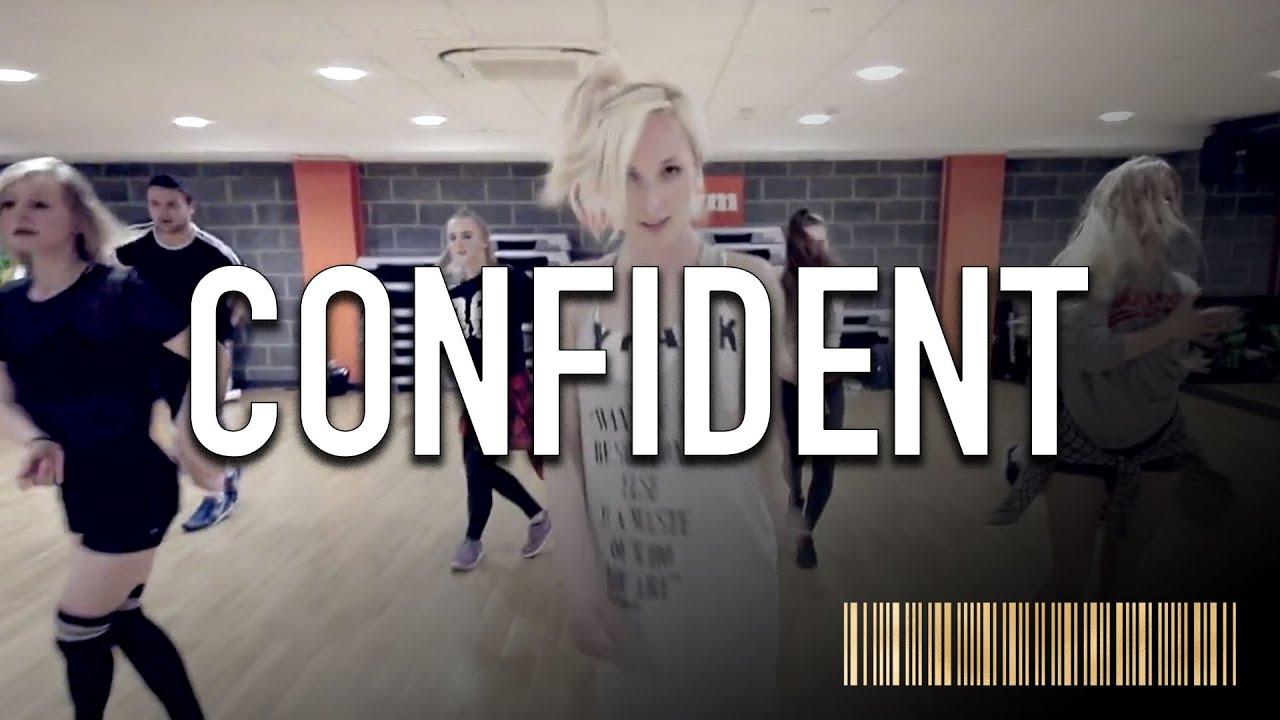 Confident Demi Lovato Dance Routine Video Brendon Hansford Choreography
