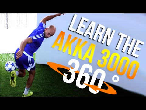 Learn The AKKA 3000 360° Bullet-Time | Daniel Cutting