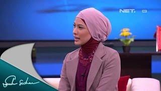 Sarah Sechan - Rachel Maryam berbagi cerita pengalamannya melaksanakan Ibadah Haji