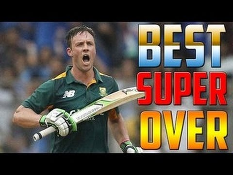 Thumbnail: Best Super Over in Cricket History