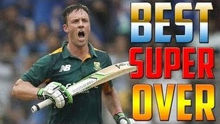 Best Super Over in Cricket History
