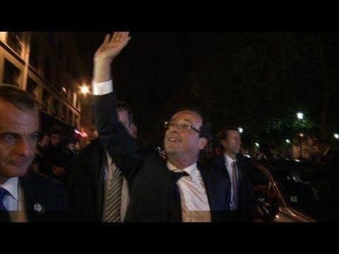 Francois Hollande, France