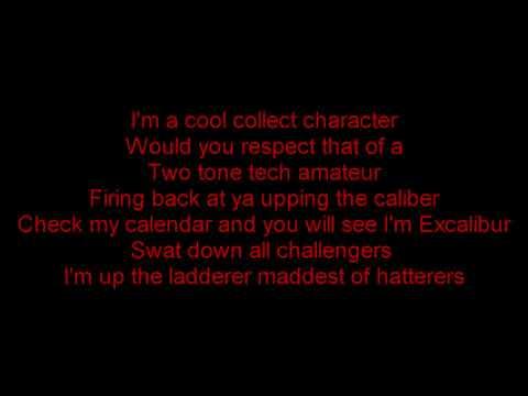 Wrekonize - Galil (Lyrics)