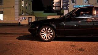 BMW E34 4.0 1UZ-FE Волк в овечьей шкуре.
