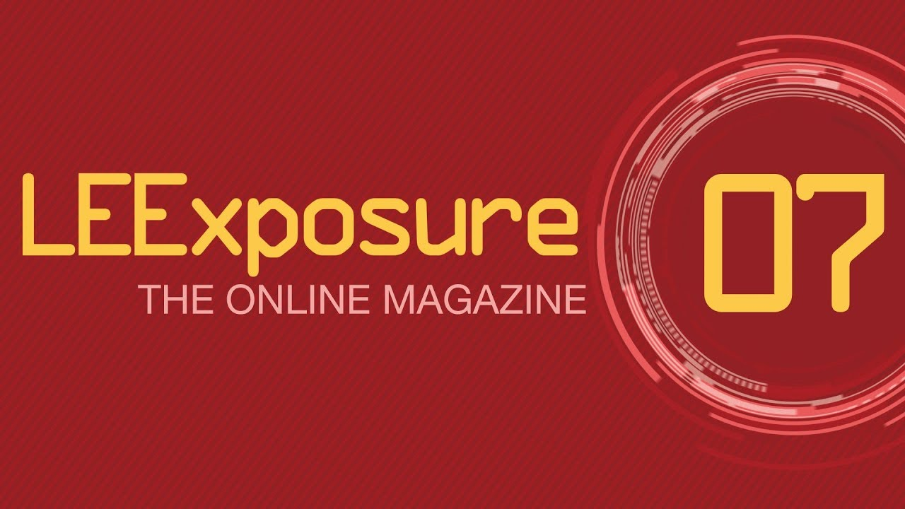 LEExposure 07 - The Online Magazine from LEE Filters