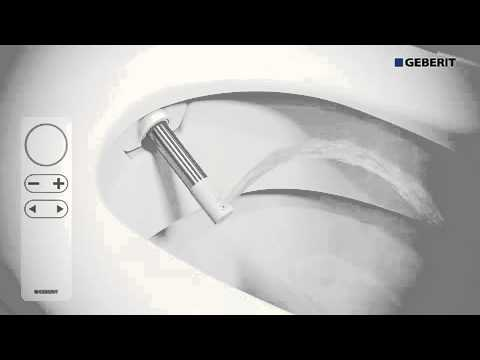 Geberit Aquaclean Sela Novy Wc Bidet Youtube
