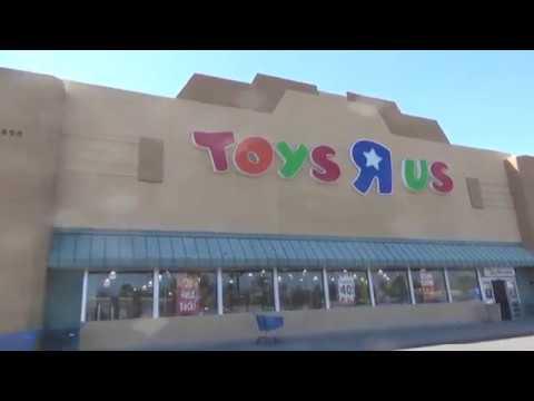 Toys R Us  Murrieta Ca (Closed)