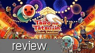 Taiko no Tatsujin Drum Session! Review - Noisy Pixel