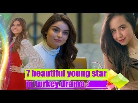 7 Bintang Muda Drama Turki Yang Kecantikannya Bikin Meleleh..!!!