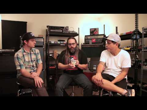 PedalsAndEffects: Interview with Tom Cram of DigiTech & DOD