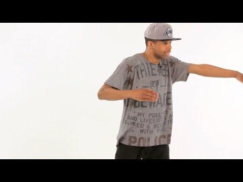 How to Do the Robot aka Botting | Street Dance