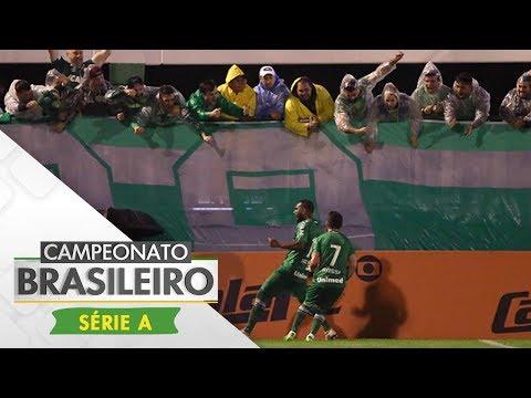 Melhores Momentos - Gols de Chapecoense 2 x 0 Avaí - Campeonato Brasileiro (29/05/2017)