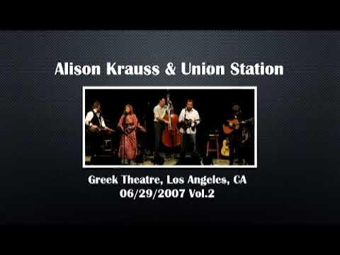 【CGUBA454】 Alison Krauss & Union Station 06/29/2007 Vol.2