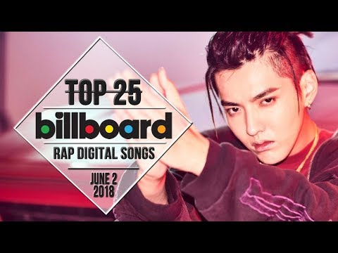 Top 25 • Billboard Rap Songs • June 2, 2018 | Download-Charts