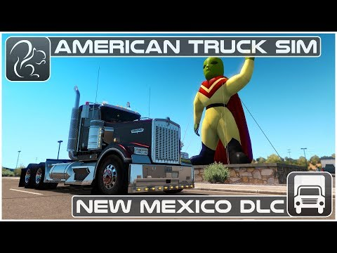 New Mexico DLC (American Truck Simulator) - First Look