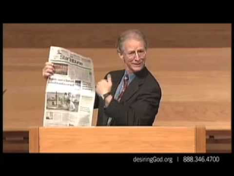 The Renewed Mind and How to Have It - John Piper