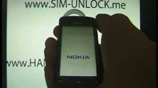 UNLOCKING NOKIA C5-03 BY CODE www.Unlocking-Nokia.com How to unlock Nokia simlock Handy entsperren