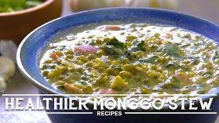 Healthy Filipino Monggo Soup Recipe