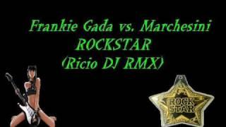 Frankie Gada Vs Marchesini ROCKSTAR RiciodjRMX