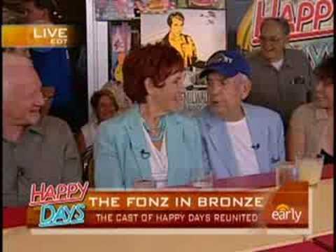 'Happy Days' Cast Reunited