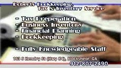 Spot- Roberts Bookkeeping, Tax & Inventory Service