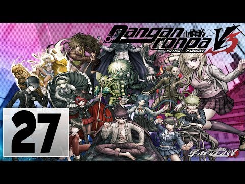 Let's Play Danganronpa V3 #27: Answer in Plain Sight