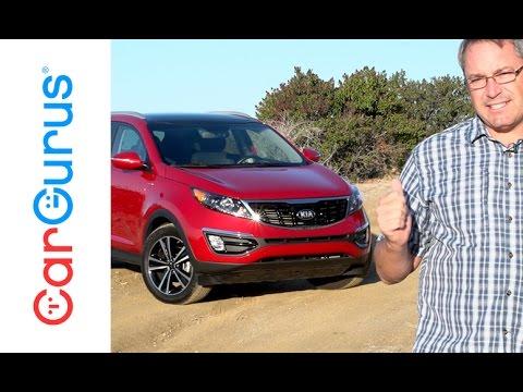2015 Kia Sportage SX   CarGurus Test Drive Review