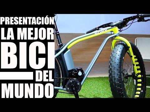 Sony presenta la bicicleta del futuro en IFA 2014