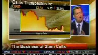 The Business of Stem Cells (Part 3) - Bloomberg