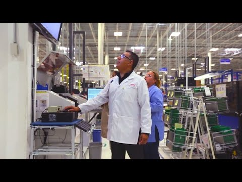 The Journey Toward The Connected Enterprise Rockwell Automation Case Study