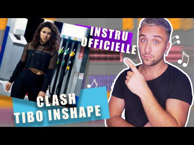 Juju Fitcats - Clash Tibo Inshape ( COMMENT JE L'AI COMPOSÉ)
