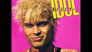"Billy Idol - To Be A Lover - Austrailian LTD 12"" - VINYL - 1986 Thumbnail"