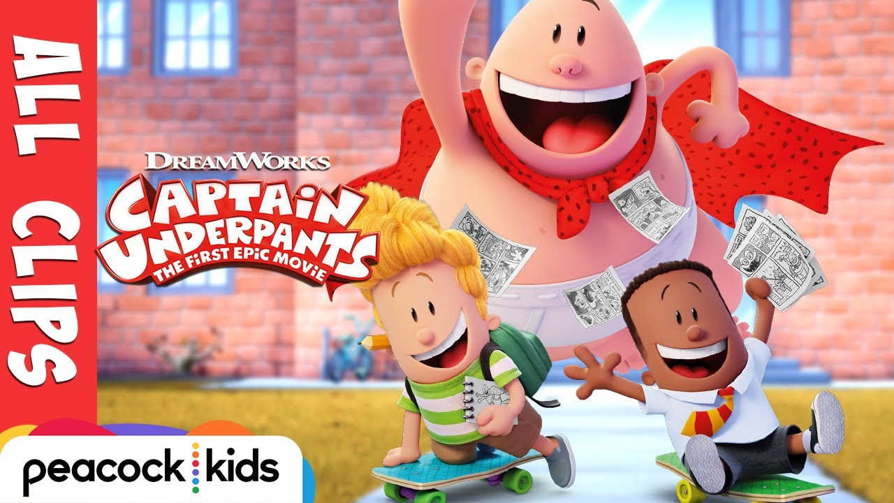 Tra La Lah It S Captain Underpants The First Epic Movie The Virginian Pilot The Virginian Pilot