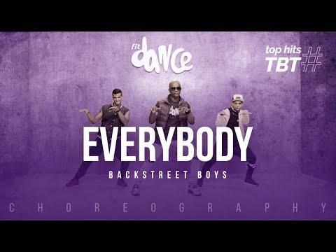 Everybody (Backstreet's Back) - Backstreet Boys | FitDance Life #TBT (Choreography) Dance Video