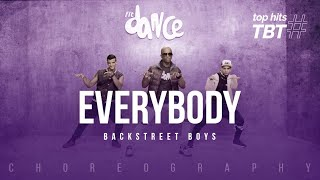 Everybody Backstreet S Back Backstreet Boys FitDance Life TBT Choreography Dance Video